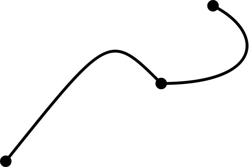 Building Smooth Paths Using Bézier Curves | Stuart Kent on Software